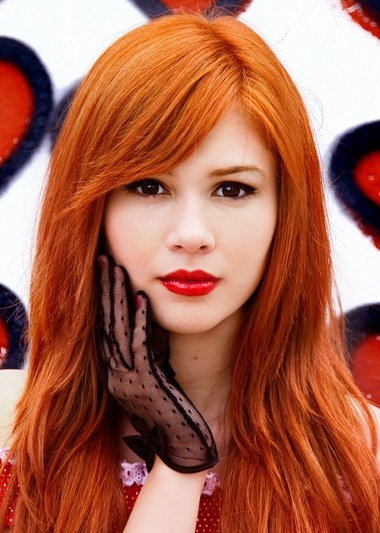 Now Thats A Redhead Of The Week